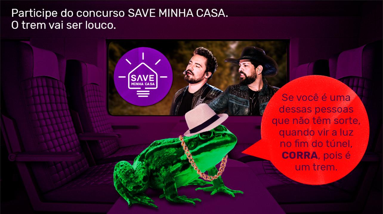 Ganhe Kits Save Energy na Promoção #SaveMinhaCasa