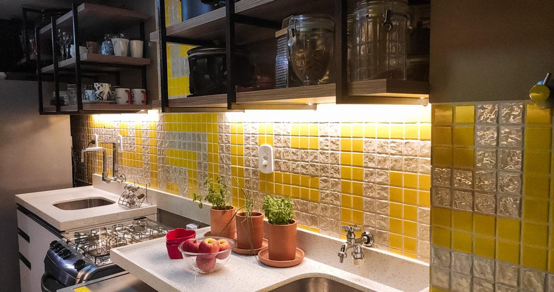 Iluminação da cozinha: entenda as áreas que precisam de luz