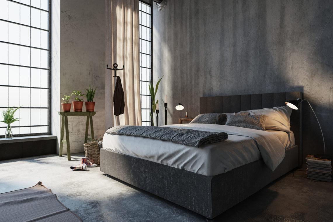 Iluminação ideal para o quarto