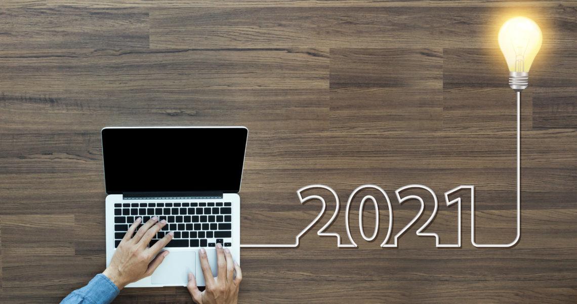 Tendências de iluminação para 2021