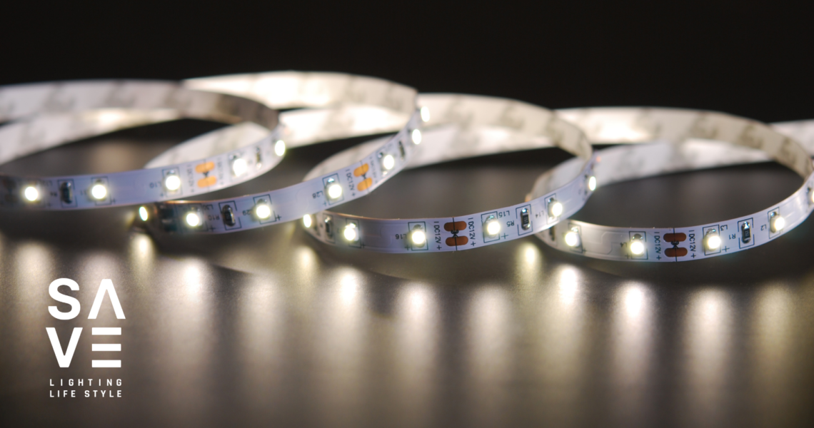 Diferenças entre as fitas e placas de LED da SAVEENERGY